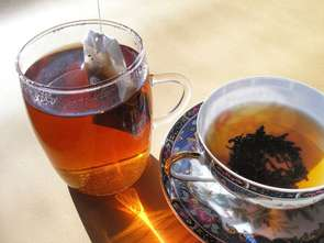 Polacy mocni herbatą