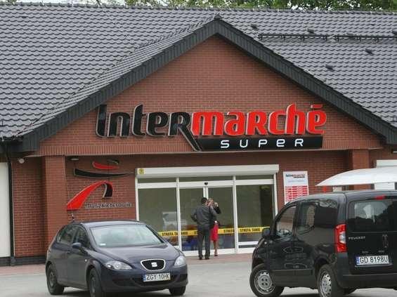 Intermarché w Mławie zmieniło lokalizację