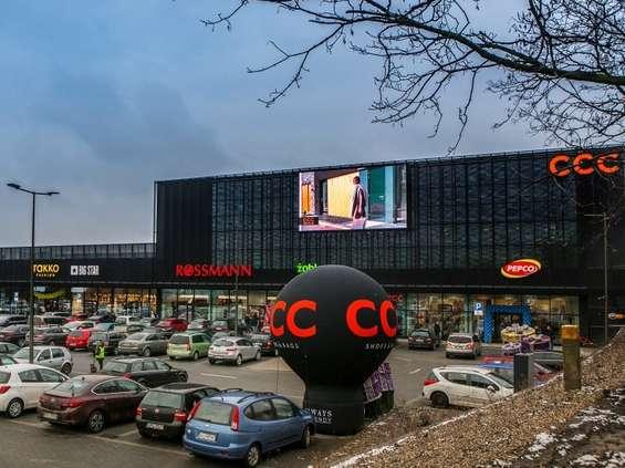 Park Handlowy w Polkowicach już działa