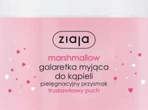 Ziaja. Kosmetyki marshmallow