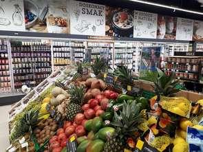 Carrefour w CH Skorosze