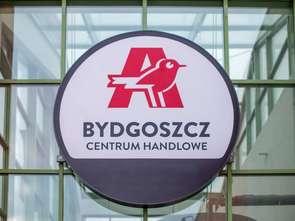Auchan Bydgoszcz z prądem