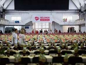 Selgros fundatorem Wigilii dla 10 tys. osób