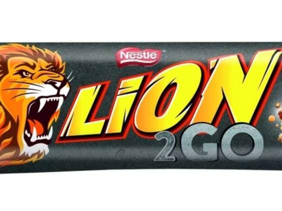 Nestlé Polska. Lion 2GO