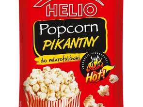 Helio. Popcorn