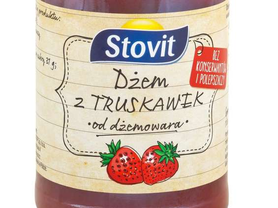 Stovit Group. Dżemy Stovit