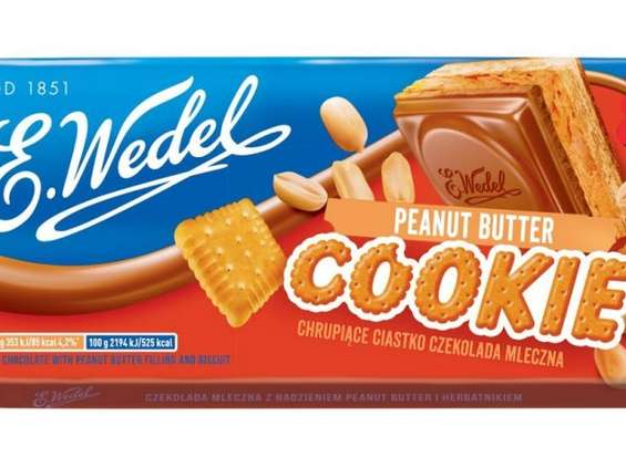 Lotte Wedel. Cookie Peanut Butter