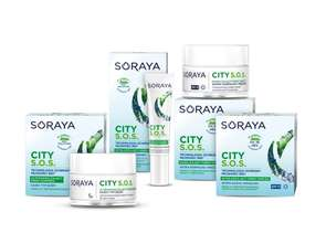 Orkla Care. Soraya City S.O.S.