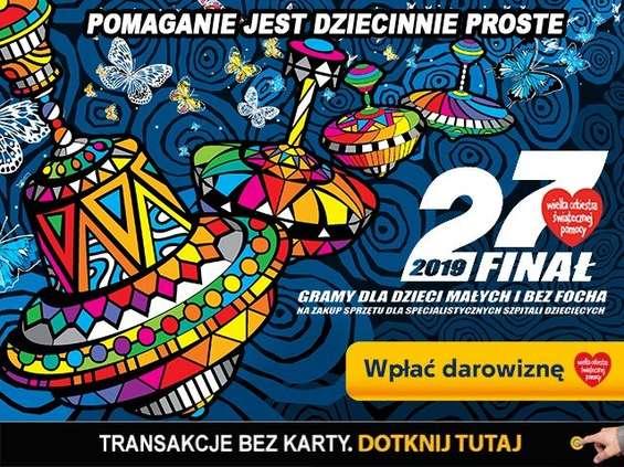 Euronet znów zagra w finale WOŚP