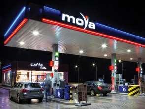 Moya chce mieć 350 stacji paliw