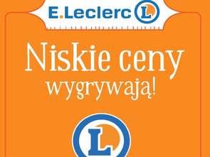 W E.Leclerc ceny spadają