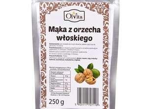 Ol'Vita. Mąka z orzecha włoskiego