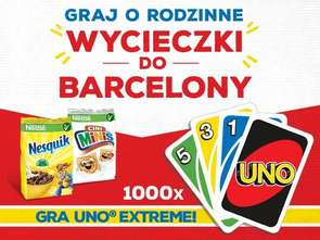 Z Nestle do Barcelony