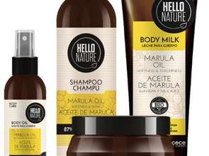 Beliso. Hello Nature Marula Oil