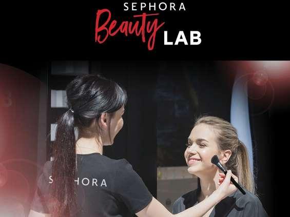 Rusza Sephora Beauty Lab
