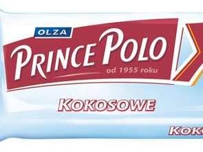 Mondelez Polska. Prince Polo Kokosowe