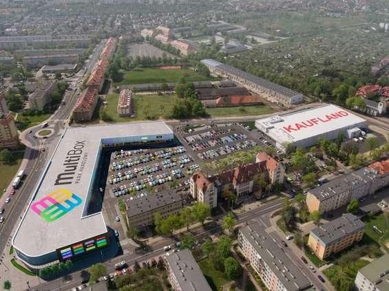 Trwa budowa  jednej z największych sieci parków handlowych w Polsce