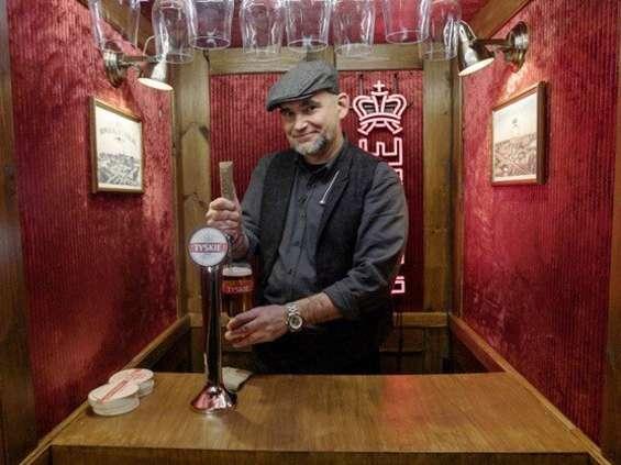 Pierwszy w Polsce bar w windzie