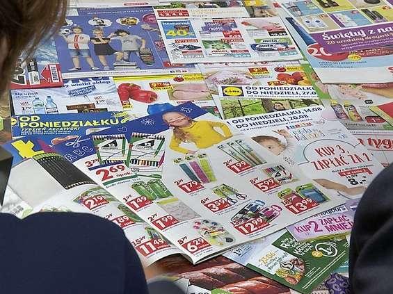 Gazetki promocyjne pod presją wyższych cen za papier