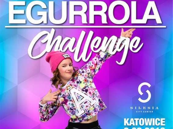 Egurrola Challenge w Silesia City Center