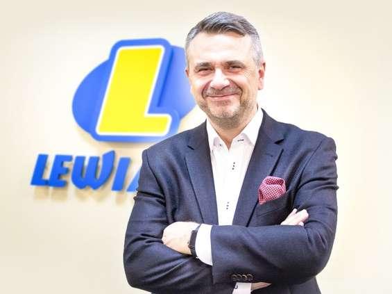Nowy członek zarządu w Lewiatanie