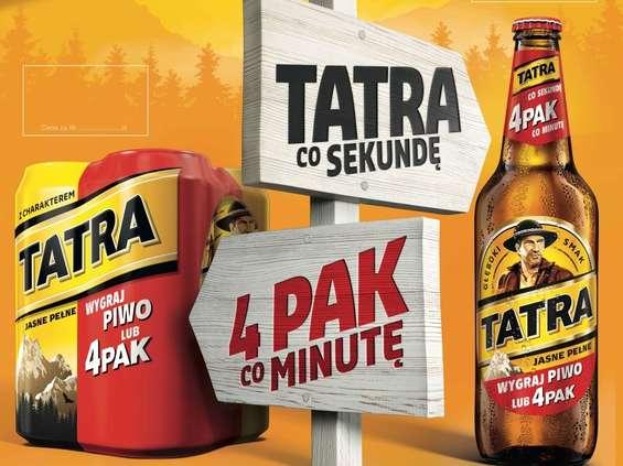 """Tatra co sekundę, 4pak co minutę"""