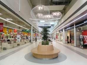Auchan Bielany po liftingu