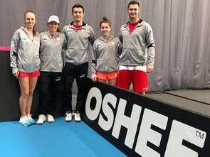Oshee Oficjalnym Partnerem Polskiego Związku Tenisa
