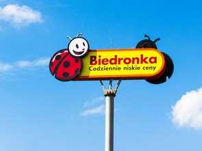 Biedronka w nowym N-Parku w Warszawie