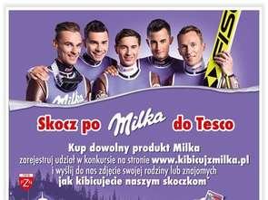 Milka i Tesco we wspólnej akcji