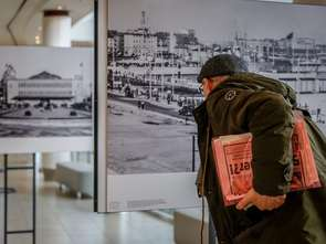 Dawna Gdynia na zdjęciach w Galerii Klif