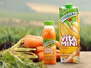 Tymbark Vitamini - zdrowo pomyślane!