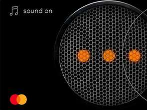 Mastercard i nowa dźwiękowa melodia marki