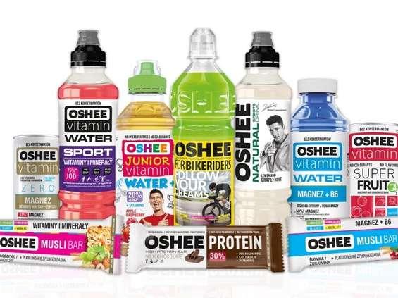 Oshee coraz zdrowsze