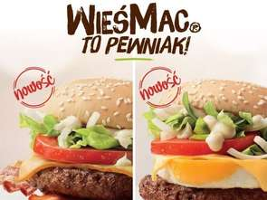 Więcej smaków w McDonald's