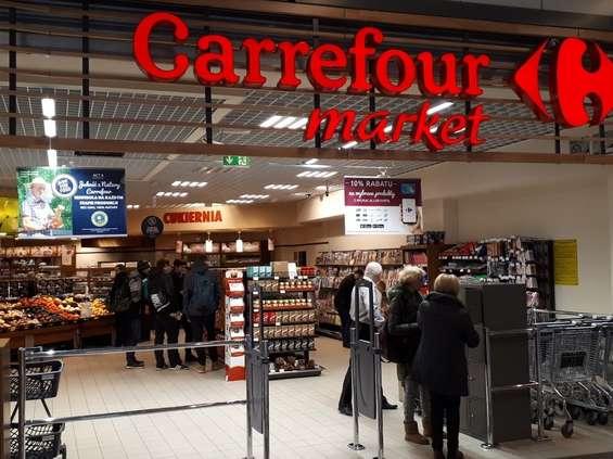 Franczyza Carrefoura wkracza do Kielc