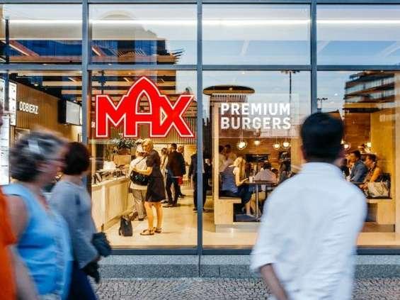 Jerzy Jakubiak w Max Premium Burgers