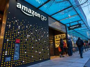 Amazon Go wkracza na Wyspy