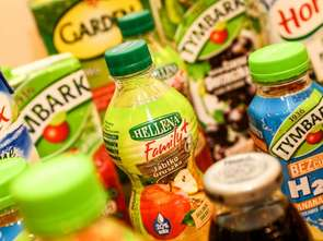 Groźny VAT na napoje i nektary