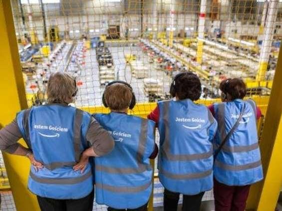 Amazon zaprasza za kulisy e-zakupów