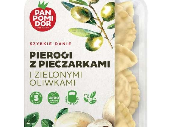 Firma Bracia Urbanek. Pierogi Pan Pomidor