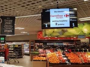 Carrefour w Royal Wilanów