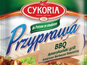Cykoria. Przyprawa BBQ Amerykański grill