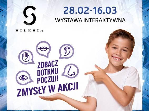 W Silesia City Center wystawa interaktywna
