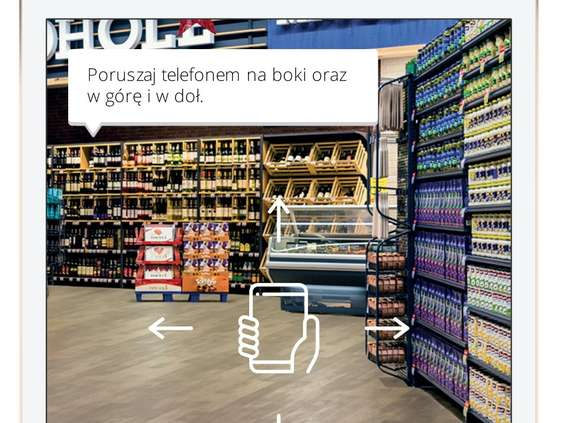 Aplikacja, jakiej jeszcze w branży retail nie było