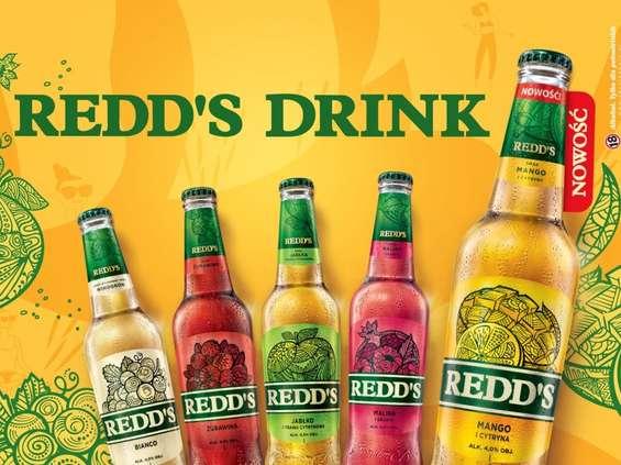 Nowy smak w rodzinie piw Redd's