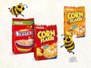 Nestlé ratuje pszczoły
