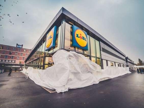 Otwiera się 19. Lidl w Krakowie
