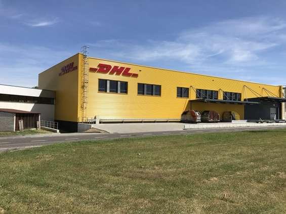 DHL Express z nowym centrum logistycznym