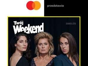 """Ostatni """"Twój Weekend"""", Mastercard wśród wydawców"""